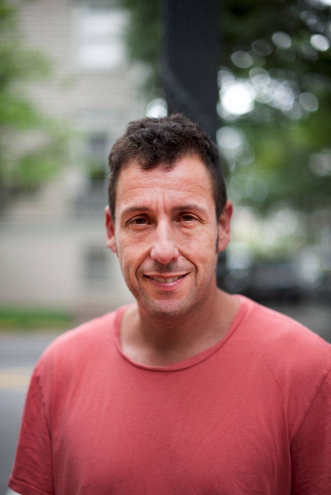 Actor Adam-Sandler-in-Savannah-GA-on-Vacation